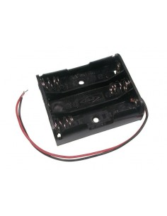 Battery box AA x 3