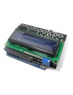 LCD and Keypad Shield (1602)