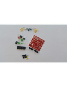 Raspberry Pi Motor Robot Shield Kit (L293D)