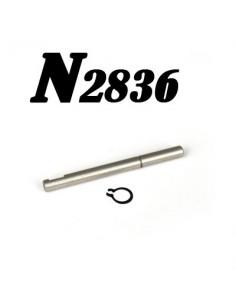Brushless Motor Shaft 4mm N2836
