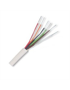 6 Core Flex Wire - Shielded 1m