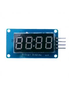 7-Segment IIC LED Display Module