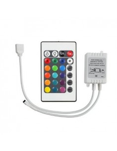 RGB/LED Controller with Remote