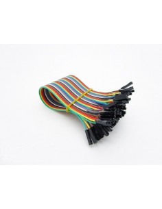 Jumper Wires ( F - F ) - 40 Set