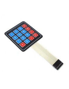 Membrane Switch Keypad