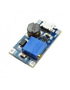 USB DC Step-up 2-24V/5–28V MT3608 ADJ Power Module R2