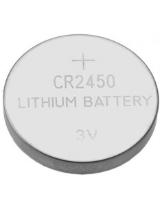 Coin Cell Lithium Battery (CR2450)