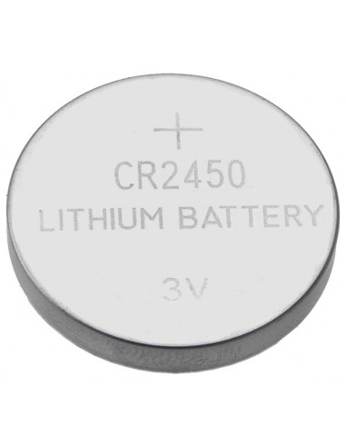 Coin CR2450 Lithium Battery