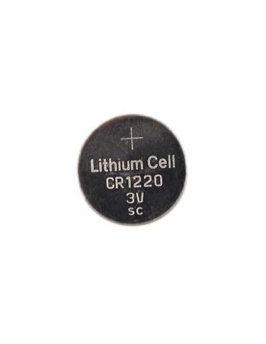 Coin CR1220 Lithium Battery