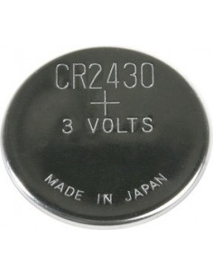 Coin Cell Lithium Battery (CR2430)