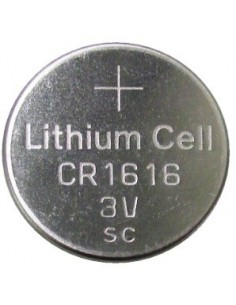 Coin Cell Lithium Battery (CR1616)