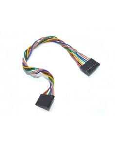 8 Pin Jumper wires (F-F) - 20cm