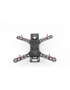 Quadcopter Frame Mini Glass Fiber 4 Axis H Quad Frame 250 FPV