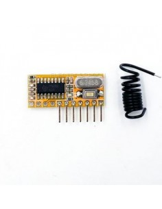 RF Switch Receiver 433mhz w/Decoder