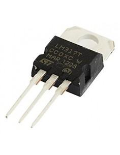 Voltage Regulator 1.2V-37V 1.5A