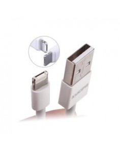 USB to (dual) Android/iPhone cable (20cm)