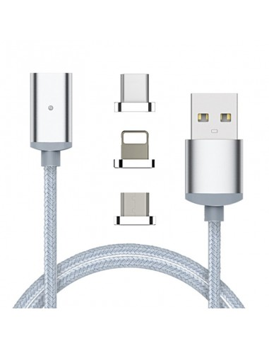 Magnetic Data Cable 3 in 1