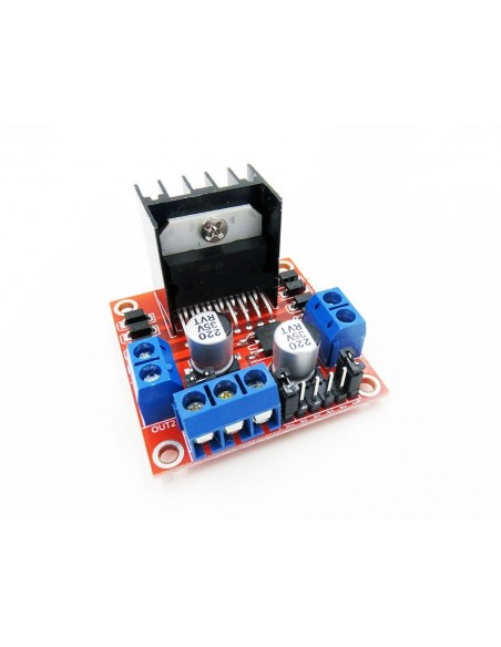 L298N Stepper Motor Driver Board - Dual-H Bridge