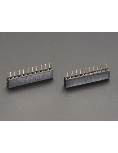 2mm 10pin XBee Socket 4 pk