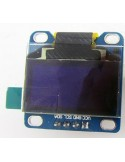 "1.3"" 128x64 OLED Display, Blue (IIC)"