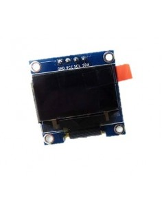 "0.96"" 128*64 OLED Display Blue (IIC)"