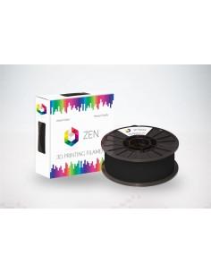 ZEN 3D Filament PLA Black 1.75mm - 1kg Spool