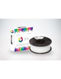 ZEN 3D Filament PLA White 1.75mm - 1kg Spool