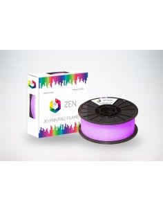ZEN 3D Filament PLA 1.75mm Violet - 1kg Spool