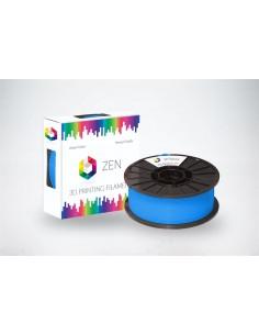 ZEN 3D Filament PLA Flurescence Blue 1.75mm - 1kg Spool