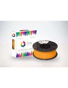 ZEN 3D Filament PLA Fluourescence Orange 1.75mm - 1kg Spool