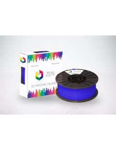 ZEN PLA Trans Blue 1.75mm - 1kg Spool