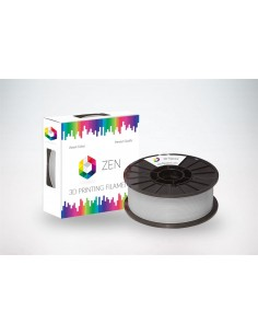 ZEN 3D Filament ABS 1.75mm Silver - 1kg Spool
