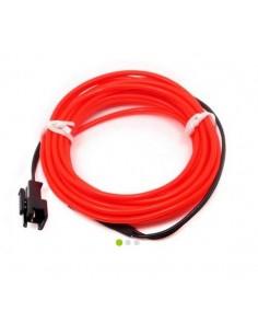 EL Wire 3m Red