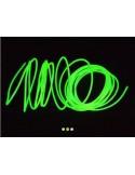 Lime Green EL Wire (3 meters)