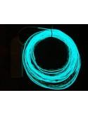 EL Sewable Wire 3mm - Aqua