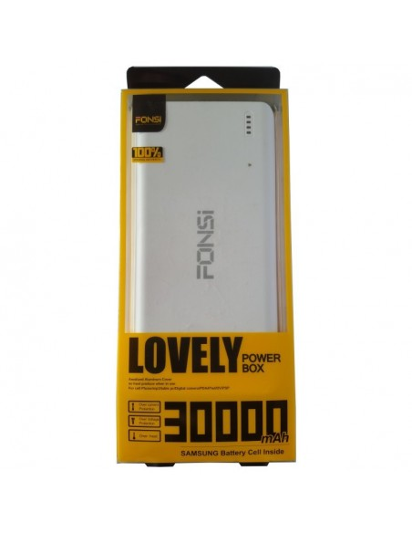 Premium 30000mAh Power Bank