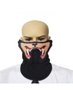 EL Mask - Animal Teeth
