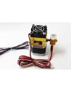 Full MK8 Direct Drive Extruder + Nema 17 Motor