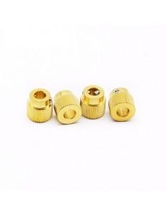 MK8 Brass Filament Drive Gear