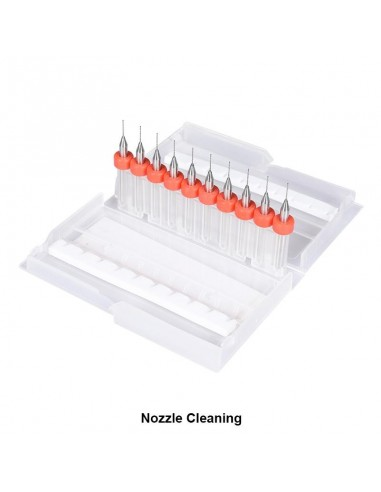Nozzle Cleaning Kit 0.20/0.25/0.3/0.4/0.5 /0.6mm