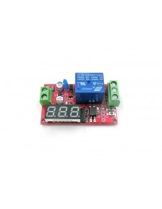 Intermittent Switching Relay Module, STC MCU, R0.9