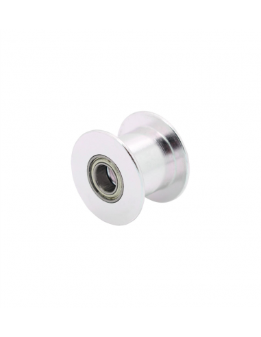 Idler Pulley (5mm Bore / Smooth / 6mm Belt )