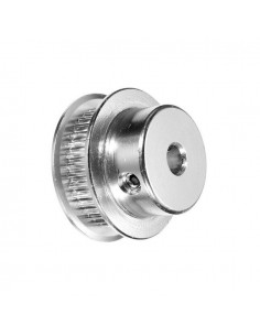 GT2 Pulley (5mm Bore / 40 Teeth / 6mm Belt)