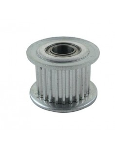 Aluminium Idler Pulley ( 5mm Bore / 20 Teeth / 9mm Belt)