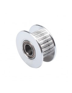 GT2 Idler Pulley (5mm Bore / 20 Teeth / 6mm Belt)
