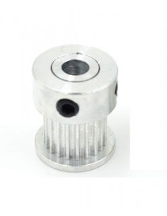 GT2 pulley (5mm Bore / 20 Teeth / 9mm Belt)