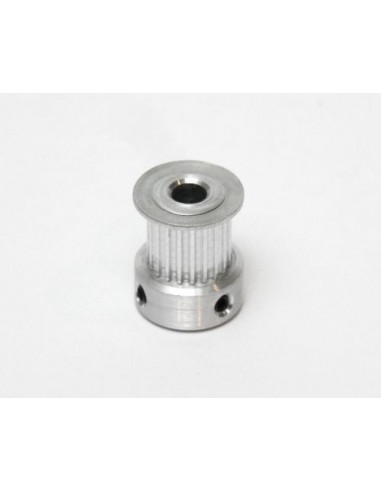 GT2 pulley (6.35mm Bore / 20 teeth / 9mm belt)