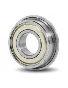F605ZZ Flanged Ball Bearing