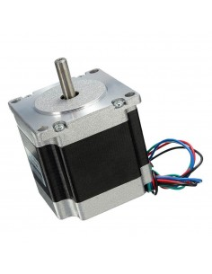 NEMA23 56mm 8mm Stepper Motor