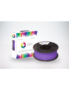 ZEN PLA Transparent Purple 1.75mm - 1kg Spool
